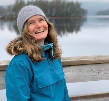 PERFEKT FOR BARNEFAMILIER: Ifølge Kristin Oftedal i DNT er hyttene deres veldig fine for barnefamilier som ønsker å oppleve den norske fjellheimen i sommer. FOTO: DNT