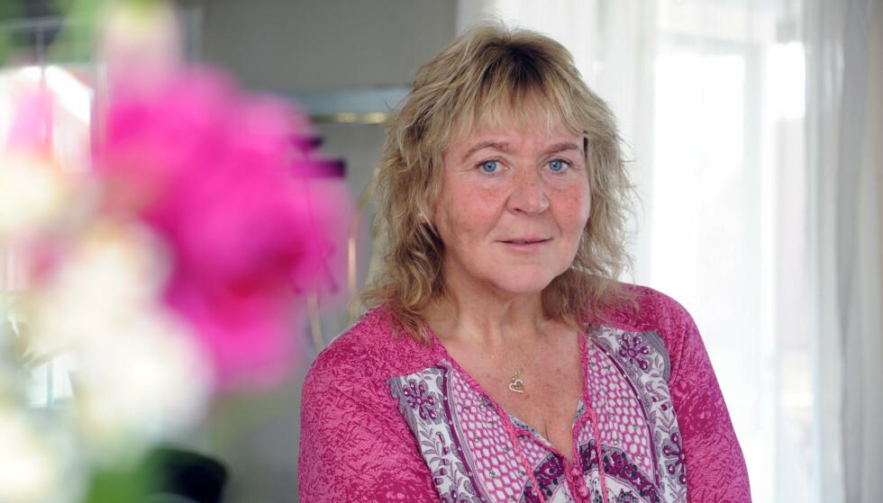 TOK GREP: «Denne sykdommen tåler ikke lungene dine», sa legen i mars. Da tok Grete aktive grep. FOTO: Marianne Otterdahl-Jensen