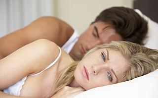 - Mannen min vil ikke ha sex med meg i frykt for å gjøre meg gravid