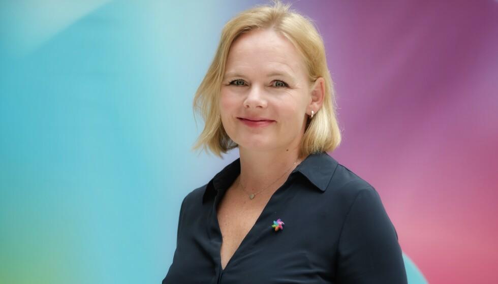 DISTRIKTSSJEF FOR KREFTFORENINGEN I OSLO: Christine Lager Nesje. Foto: Kreftforeningen