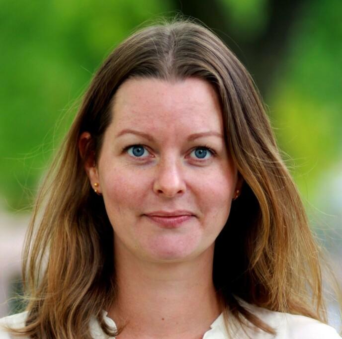 PROSJEKTLEDER: Marianne Barland i Teknologirådet. Foto: Teknologirådet