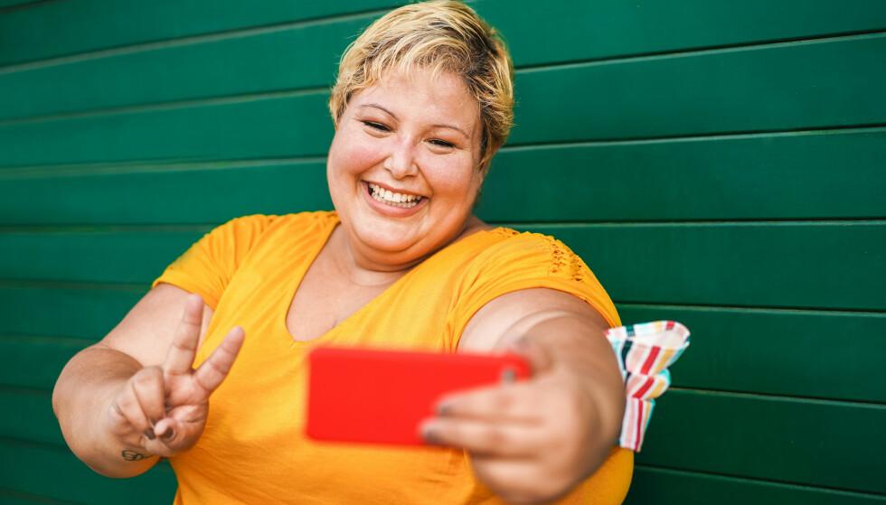 """FIKTIVT LIV PÅ NETT: Hovedrollesyndromet handler om at noen presenterer eller forestiller seg selv som hovedrollen i en slags fiktiv versjon av livet, og presenterer det """"livet"""" gjennom sosiale medier. FOTO: NTB"""