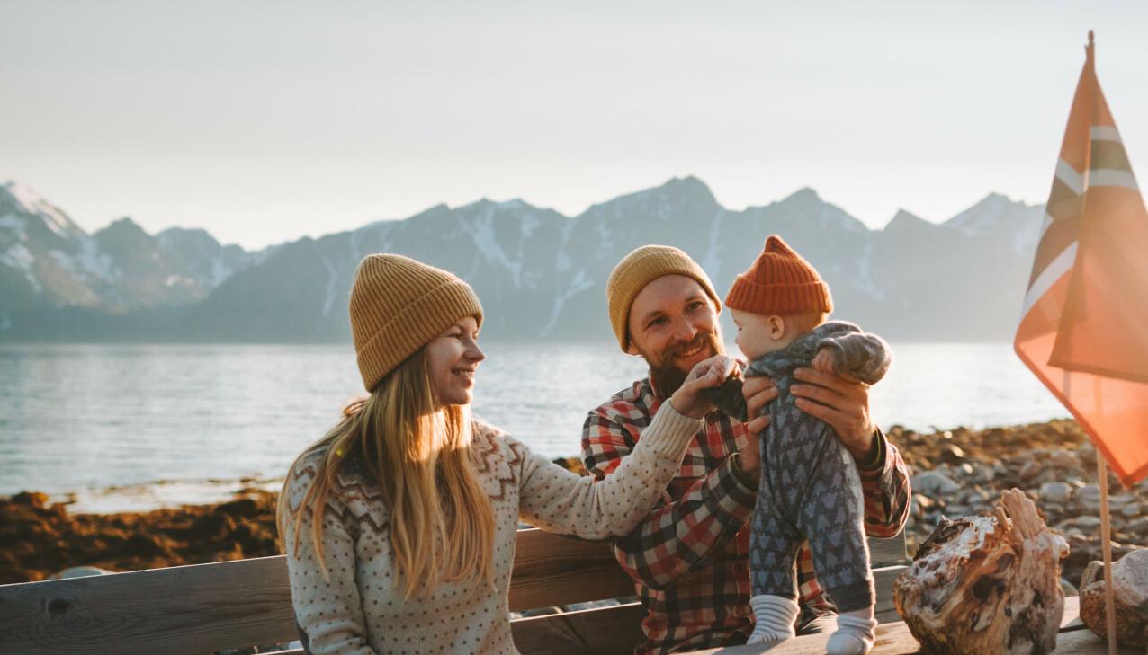 NORGESFERIE: Vi er heldige som har mulighet til å feriere i eget land - og som attpåtil har utrolig mye flott natur å by på. FOTO: NTB