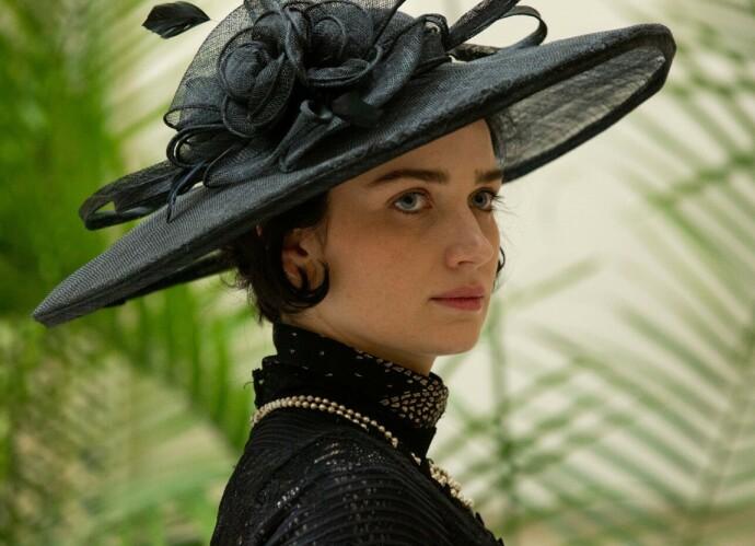 MANGE ROLLER: Eve Hewson har vært å se i en rekke filmer og serier. Her fra Tesla fra 2020. FOTO: NTB