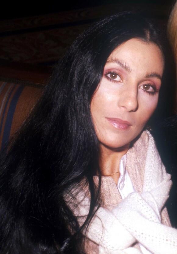 LANG OG RETT: Cher sitt lange og rette hår er det mange som vil ha nå. FOTO: Andre Csillag/REX