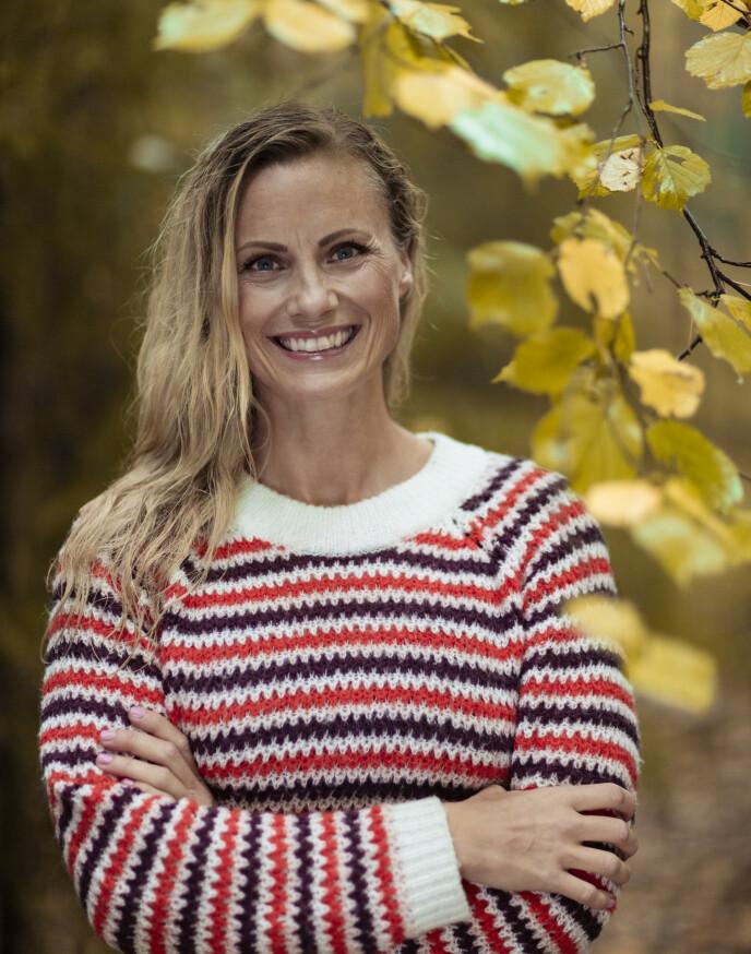 EVENTYR: Forbrukerøkonom Silje Sandmæl tipser om å tenkte over hvordan man introduserer årets ferie for barna. FOTO: Janne Rugland for KK