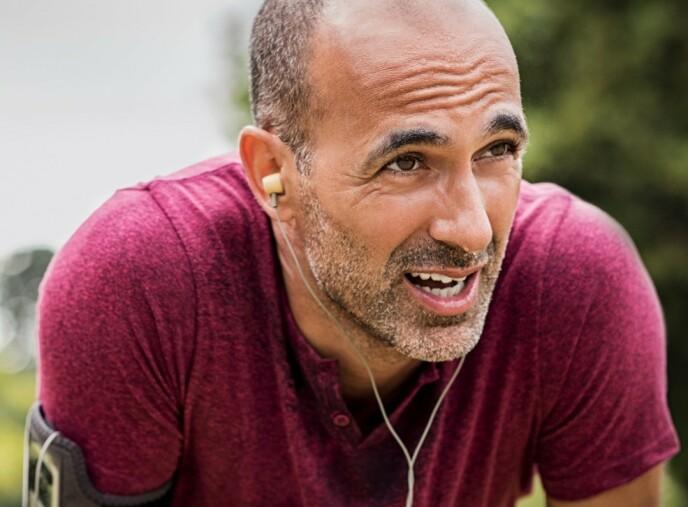 RESTITUERE: Spiser du California Raisins etter trening, gir du kroppen hva den trenger for å restituere.