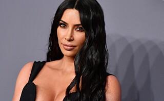 Kim Kardashian anklages for Photoshop-blemme