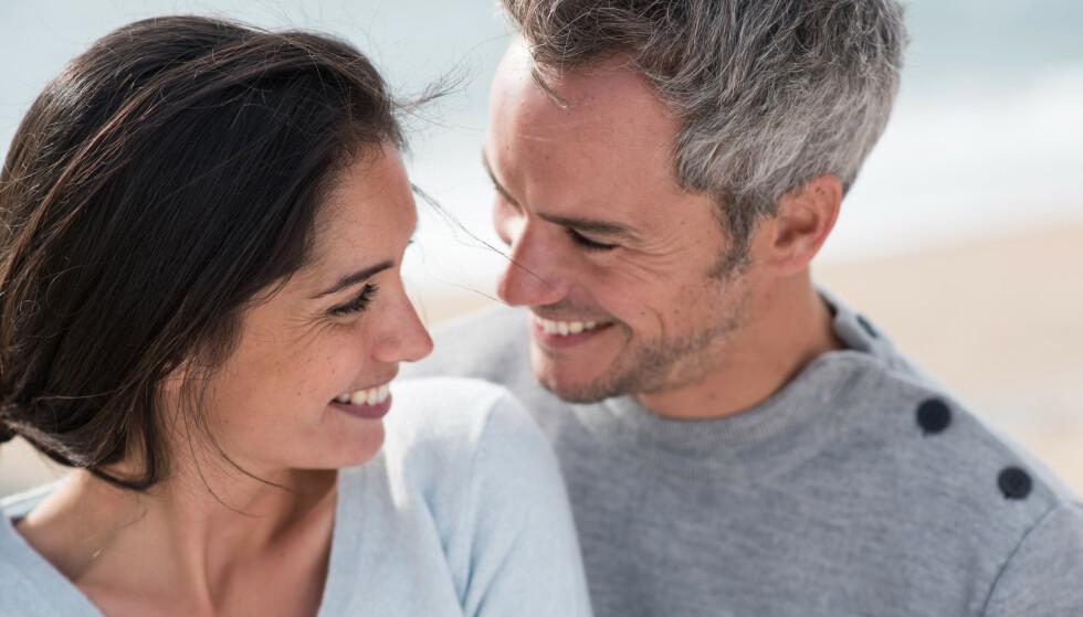 ALDERSFORSKJELL: Er det problematisk å innlede et forhold til en som er mye yngre enn deg? Foto: NTB