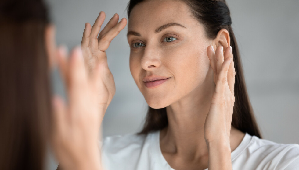 Følelsen av fornyelse: Peeling med glykolsyre er en effektiv og sikker måte å fornye huden på.