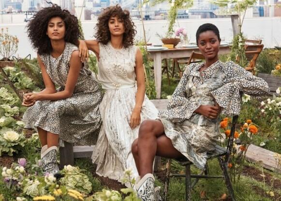 KRITIKK: Det var denne H&M-kolleksjonen som fikk kritikk av Forbrukertilsynet. FOTO: H&M