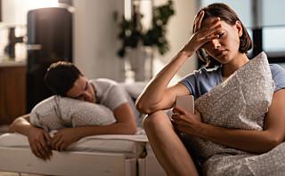 - Å sove adskilt betyr ikke at sexlivet er parkert