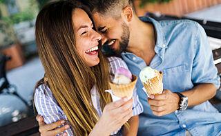 Morsom eller smart - hva er viktigst på date?