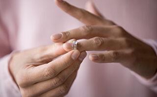 Finn ut hvor sannsynlig det er at du forlater ekteskapet ditt