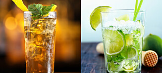 Enorm kaloriforskjell på alkohol: 700 kalorier skiller to av de vanligste drinkene