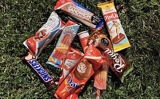Det er 300 kalorier i forskjell på to av de mest populære sommerisene