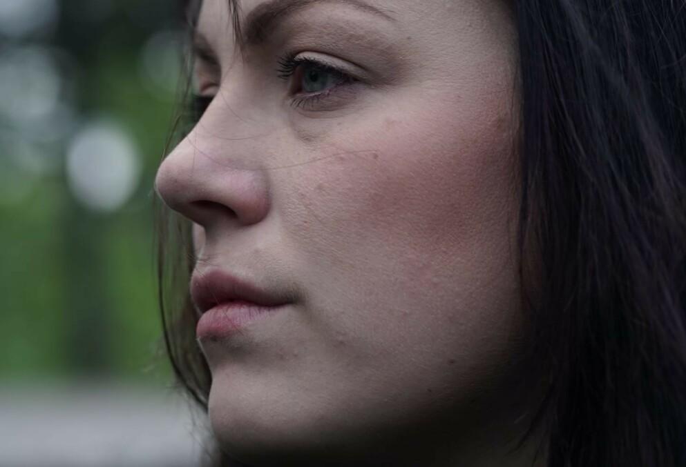 FATTIG I NORGE: Kaisa Augusta Hansen-Suckow har laget film som illustrerer hvordan det er å være fattig i et av verdens rikeste land. FOTO: Privat