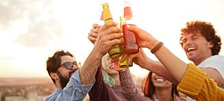 Disse drikkevarene kjøpe vi mest av i pandemiåret 2020