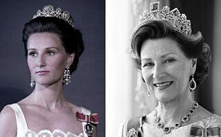Sonja Haraldsen - Vestkantpiken som ble Norges dronning