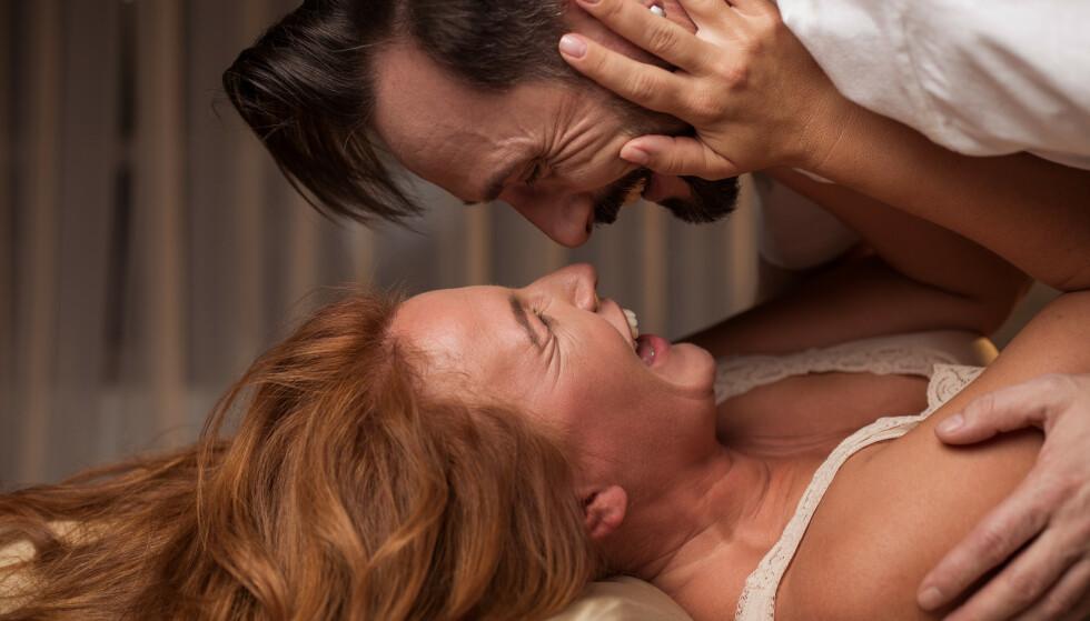 GOD SEX: Sexolog Beate Alstad mener det er på høy tid å snakke om de positive sidene ved kvinners seksualitet, og én av dem er de glade førtiårene. Foto: NTB