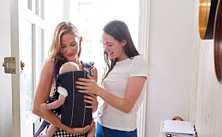 5 tips for å støtte en venninne som nettopp har blitt mamma
