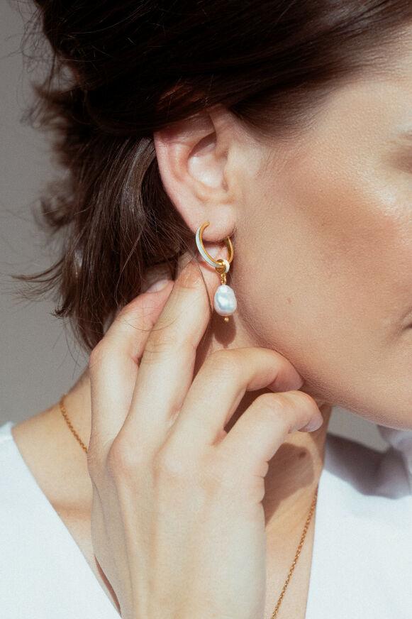 POPULÆRT: Jenny Skavlan fortsetter sitt populære smykkesamarbeid med David-Andersen. FOTO: WILLIAM BLOFELD