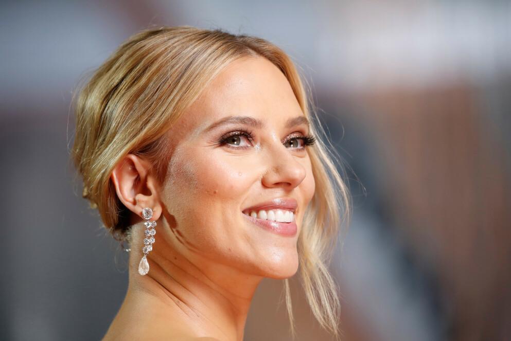 BLACK WIDOW ER TILBAKE: Scarlett Johansson ble i 2019 nominert til en Oscar som beste kvinnelige skuespiller for filmen Marriage Story. Nå er hun tilbake i Marvel-universet som Black Widow. FOTO: NTB