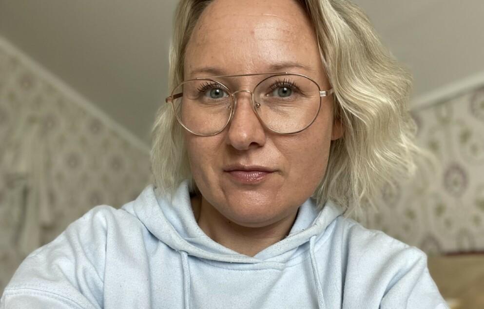 BLE LANGTIDSSYKEMELDT: Marit gikk i flere år med ulike smerter og til slutt trodde hun at hun kunne være alvorlig syk. FOTO: Privat