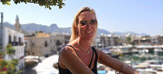 Etter måneder med kjærlighetssorg, bestemte May-Britt (49) seg for å reise på ferie alene
