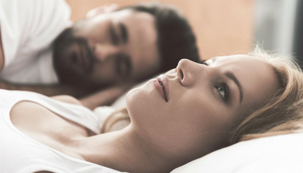 OVERGREP: En kvinne på 26 år spør sexologen om råd for å finne tilbake til et godt sexliv med kjæresten etter hun har opplevd overgrep. Foto: NTB
