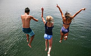Vil tenåringen være hjemme alene i sommerferien?