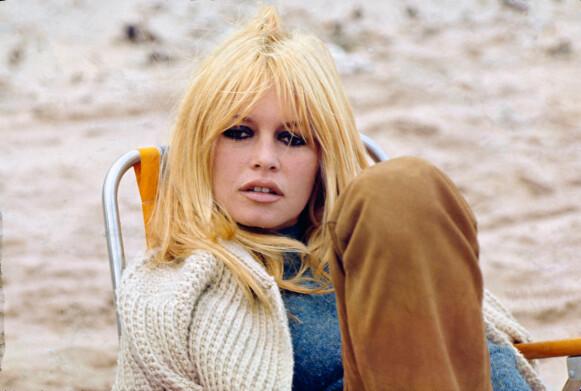IKON: Lugg ala Brigitte Bardot er hot nå. Det er det flere grunner til. FOTO: NTB