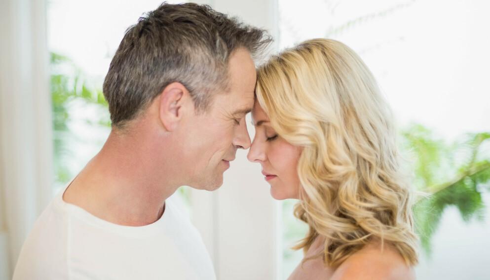 FOTO: Sexologene har jevnlig terapi med par som ikke har hatt sex på mange år, og de har mange gode råd til par som ønsker å få tilbake sexlivet sitt. Foto: NTB