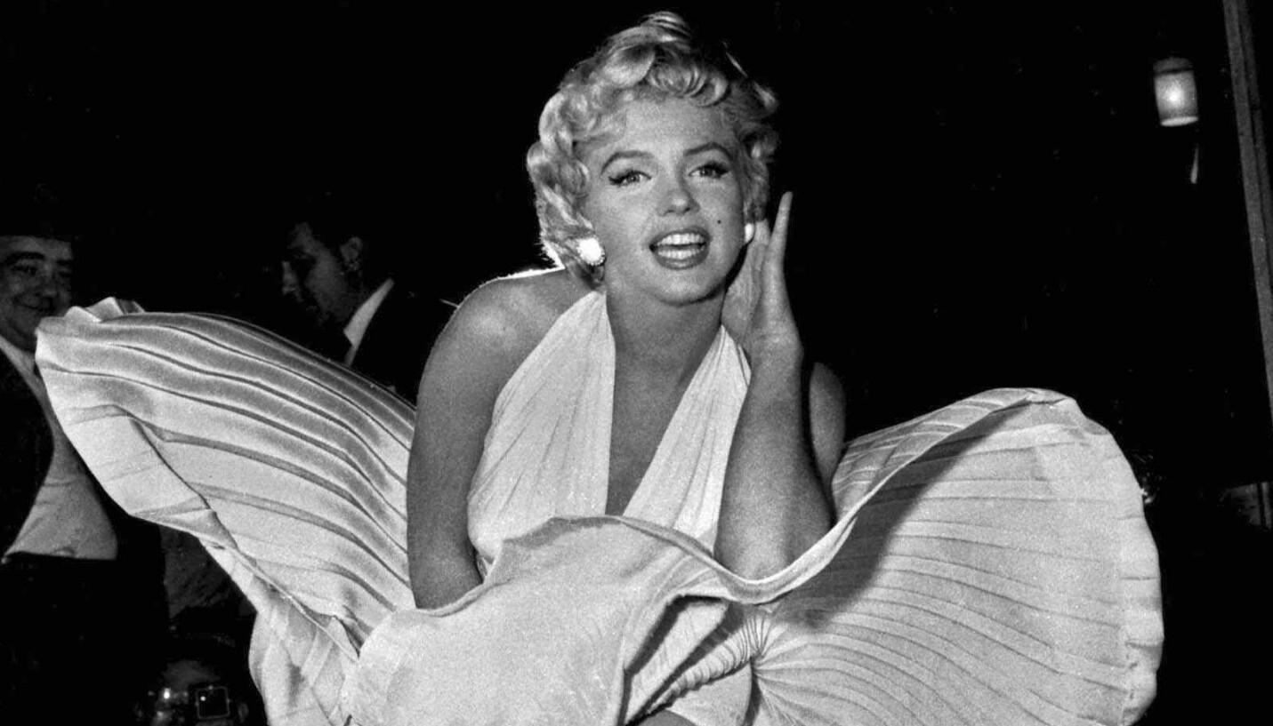 Marilyn Monroe. FOTO: NTB
