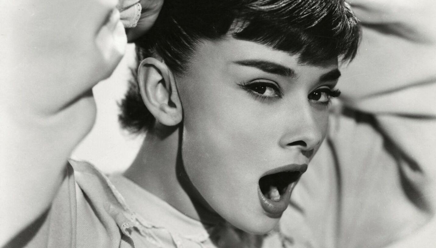 Audrey Hepburn. FOTO: NTB