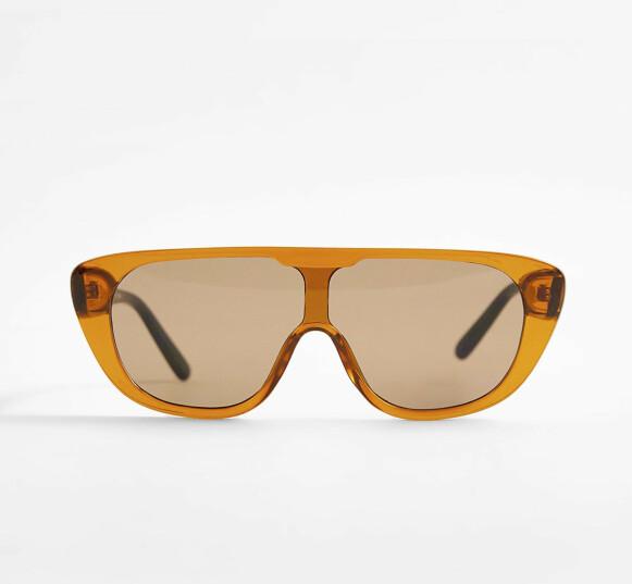 Pilotbriller (kr 250, Zara).