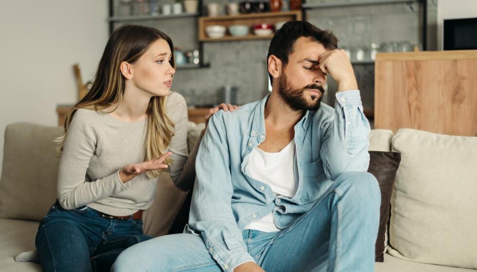 SINNEMESTRING: Mange har vanskeligheter med å kontrollere sitt eget temperament, men det finnes gode teknikker for å roe ned før sinnet tar overhånd. FOTO: NTB