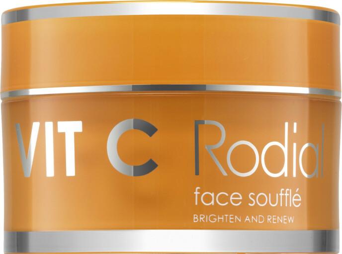 Vit C Day Cream (kr 1045, Rodial). FOTO: Produsenten