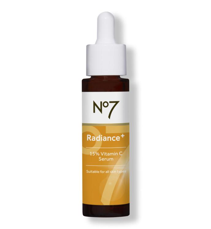 Radiance, Vitamin C Serum (kr 300, No 7). FOTO: Produsenten