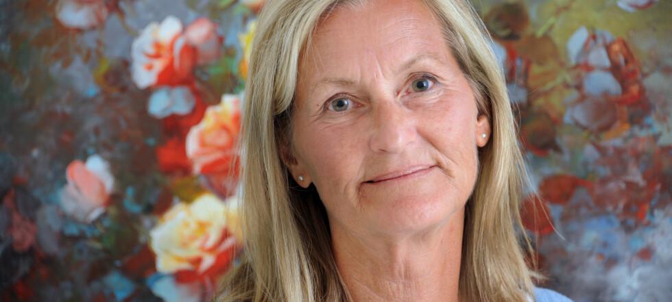 En uke etter kyllingmåltidet på Gran Canaria, lå Berit på isolat på sykehuset