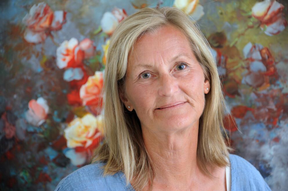MATFORGIFTET: Berit Lund Jørgensen ble matforgiftet på Gran Canaria og endte opp på isolat på sykehuset. Foto: Marianne Otterdahl-Jensen