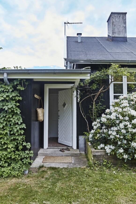 Som mange andre fra København har Othilia Thalund funnet sitt sommerparadis i et feriehus på Tisvilde på Nord-Sjælland.
