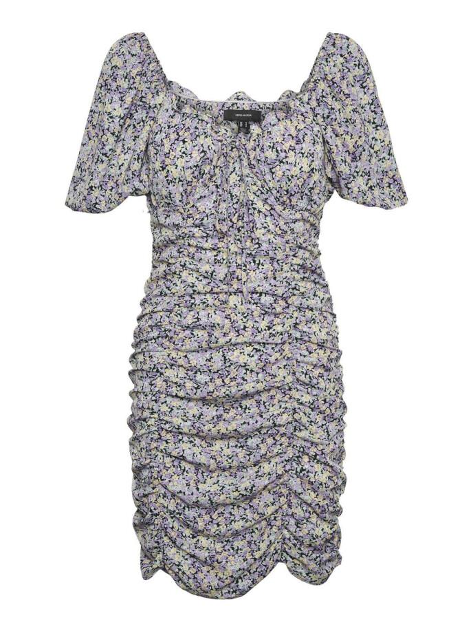 Drapert kjole (kr 400, Vero Moda).