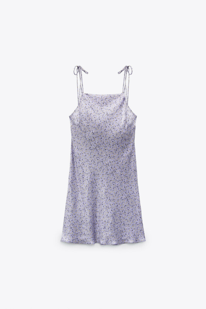 Minikjole (kr 380, Zara).