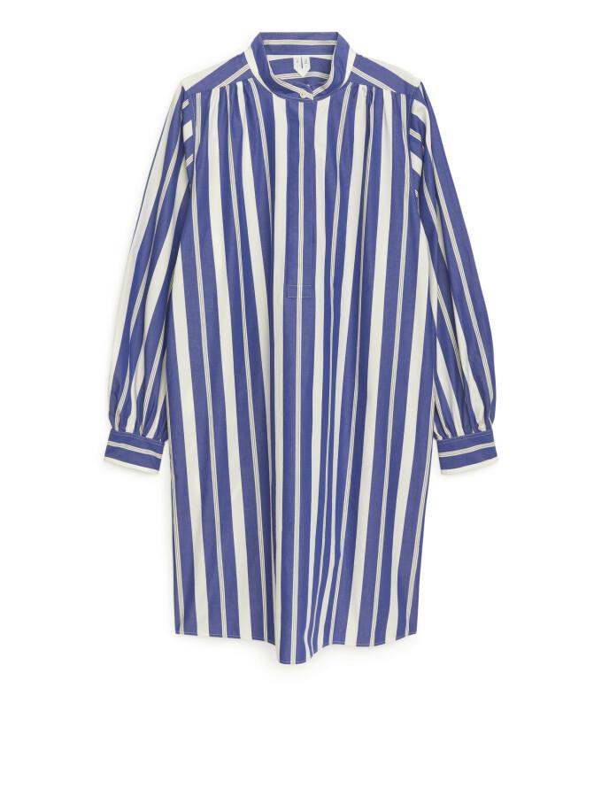 Stripete skjorte (kr 790, Arket).