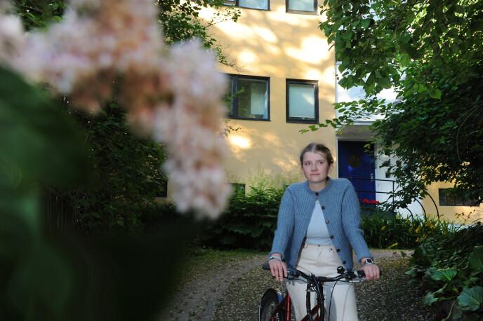 - sa jeg ja til immunterapi, jeg visste jo at dette var min siste sjanse.FOTO: Marianne Otterdahl-Jensen