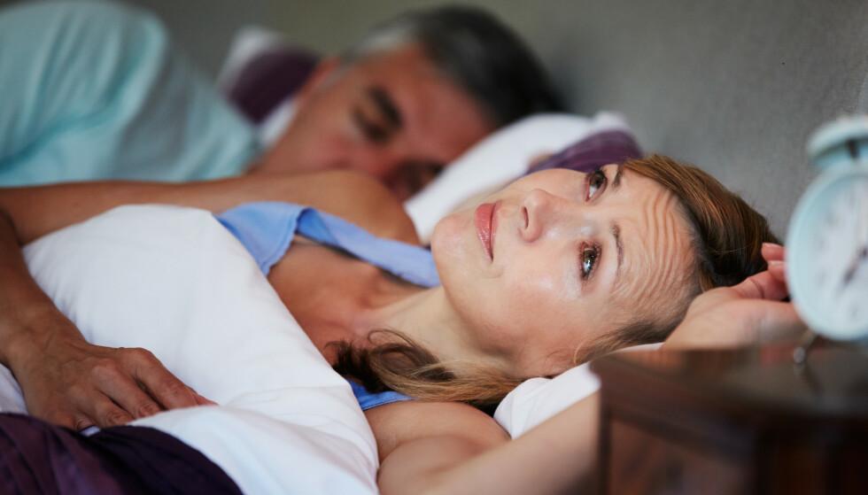 SEXLØST: En kvinne på 52 år søker råd hos sexolog Laila Kathleen for å finne ut hvordan hun, etter mange år med sextørke, skal få i gang sexlivet med mannen sin. Foto: NTB