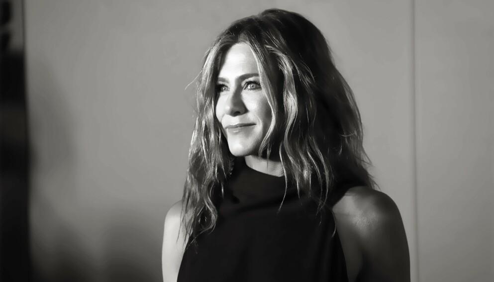 – Folk har en oppfatning av at jeg er ulykkelig fordi jeg ikke har fulgt den typiske oppskriften på livet, sier skuespiller Jennifer Aniston. FOTO: Evan Agostini