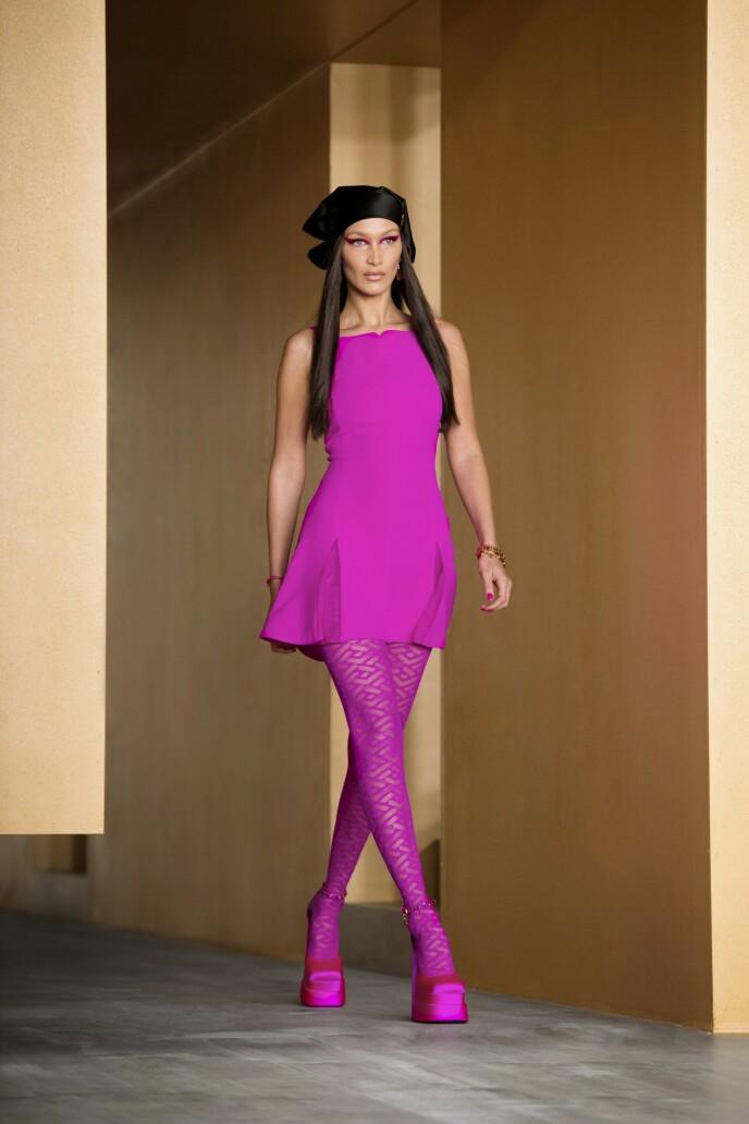 Versace. FOTO: NTB