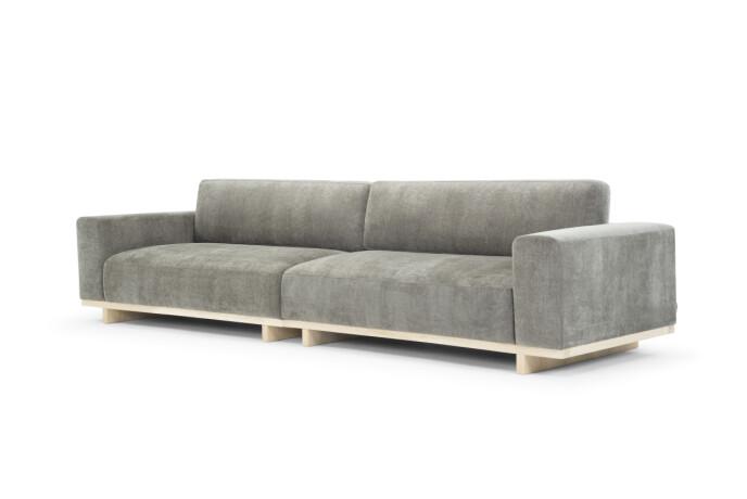 Sofa (kr 13 000, Sofacompany).